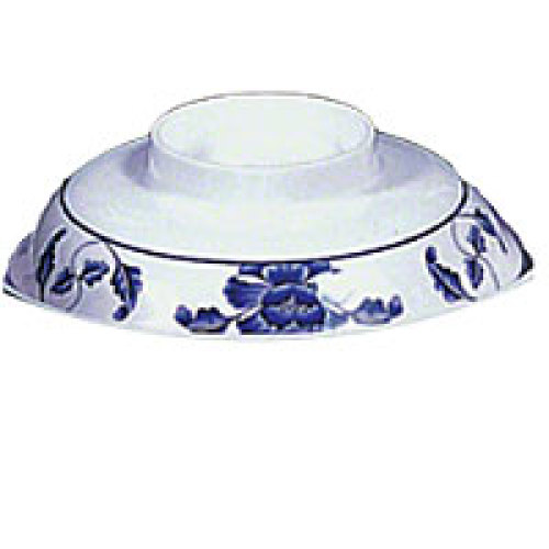 Thunder Group Noodle Bowl Lid - Lotus Collection 5-3/4