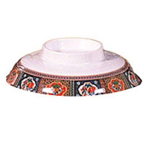 Thunder Group Noodle Bowl Lid - Peacock Collection 5-3/4