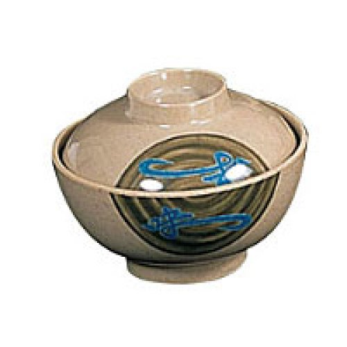 Thunder Group Special Bowl with Lid - Wei Collection 10 oz. (12 per Case) [3506J]