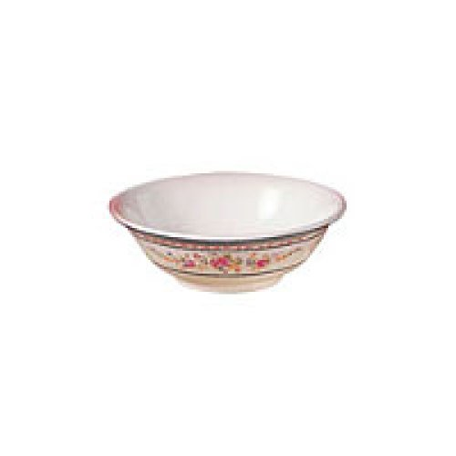 Thunder Group Rimless Bowl - Rose Collection 25 oz (12 per Case) [5065AR]