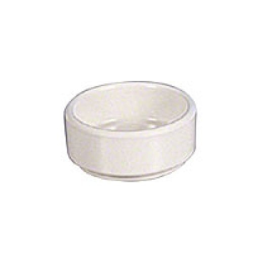 Thunder Group Bone White Smooth Ramekin 2 oz (72 per Case) [ML350B]