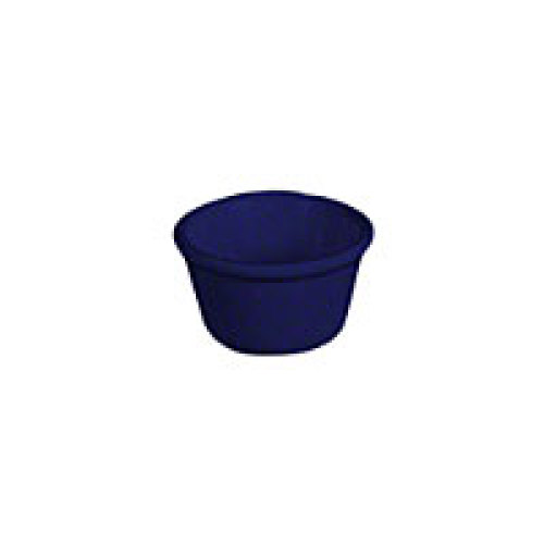 Thunder Group Cobalt Blue Smooth Ramekin 2 oz (48 per Case) [ML535CB]