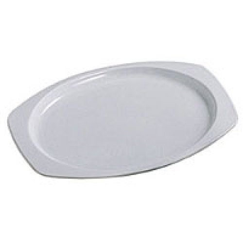 Thunder Group Nustone White Rectangular Platter 15