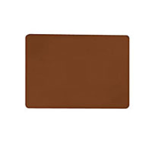 Thunder Group Polyethylene Brown Cutting Board 18