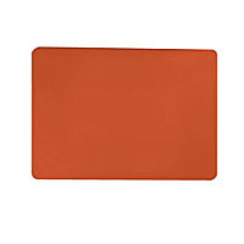 Thunder Group Polyethylene Red Cutting Board 20
