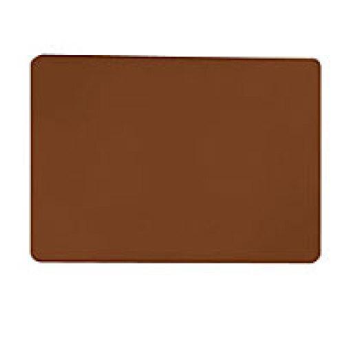 Thunder Group PLCB241805BR - Polyethylene Brown Cutting Board 24