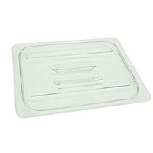 Thunder Group Ninth-Size Polycarbonate Solid Food Pan Covers (12 per Case) [PLPA7190C]