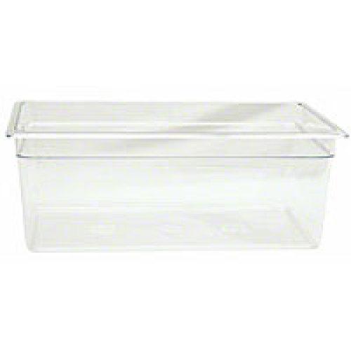 Thunder Group Full-Size Polycarbonate Solid Food Pans 8