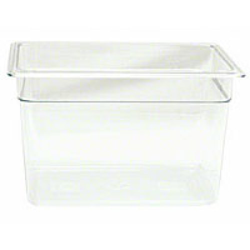 Thunder Group Half-Size Polycarbonate Solid Food Pans 8