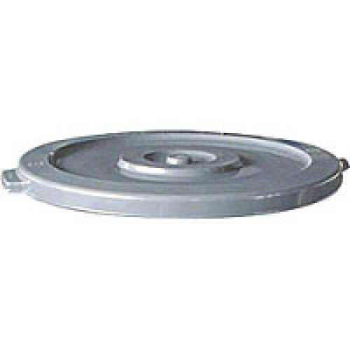 Thunder Group Gray 44 Gal Plastic Trash Can Lid [PLTC044GL]