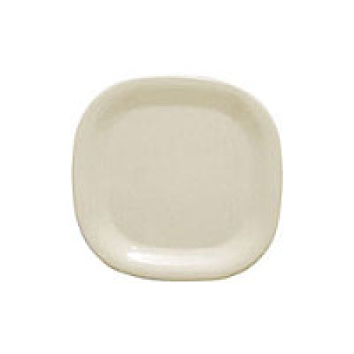 Thunder Group Passion Pearl Round Square Plate 8-1/4