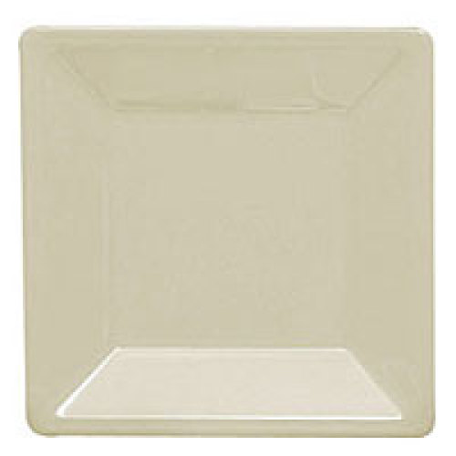 Thunder Group Passion Pearl Square Plate 13-3/4