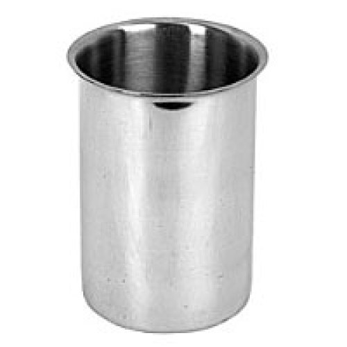 Thunder Group Stainless Steel Bain Marie Pot 8-1/4 Qt (12 per Case) [SLBM006]