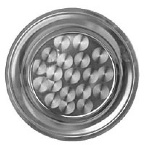 Thunder Group Stainless Steel Round Tray 18