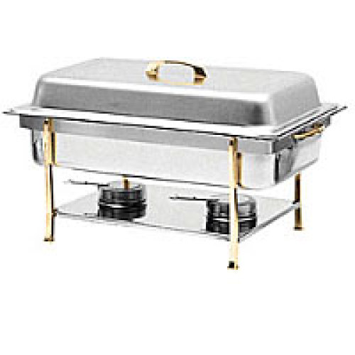 Thunder Group Full Size Regular Chafer 8 Qt. [SLRCF0840]