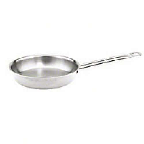 Thunder Group Stainless Steel Fry Pan 9-1/2