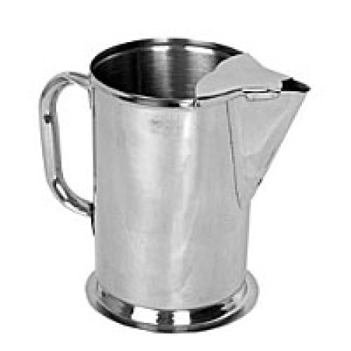 Thunder Group Slwp064 Stainless Steel Water Pitcher 64 Oz