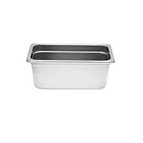 Thunder Group Sixth-Size Steam Table Pan 2-1/2