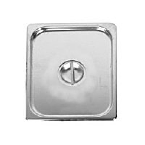 Thunder Group Half Size Solid Steam Pan Cover (12 per Case) [STPA7120C]