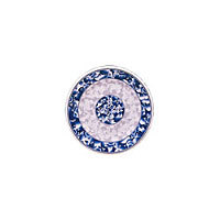 Thunder Group Round Plate - Blue Dragon Collection 6
