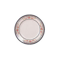 Thunder Group Round Plate - Rose Collection 10-1/2