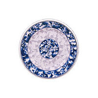 Thunder Group Round Plate - Blue Dragon Collection 10-1/2