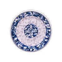 Thunder Group Round Plate - Blue Dragon Collection 11-3/4
