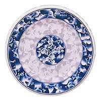 Thunder Group Round Plate - Blue Dragon Collection 14-3/8