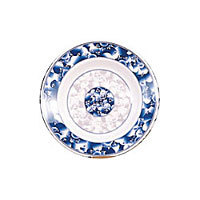Thunder Group Soup Plate - Blue Dragon Collection 6