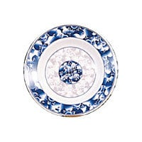 Thunder Group Soup Plate - Blue Dragon Collection 6-7/8