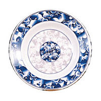 Thunder Group Soup Plate - Blue Dragon Collection 9-1/4