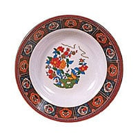 Thunder Group Soup Plate - Peacock Collection 9-1/4