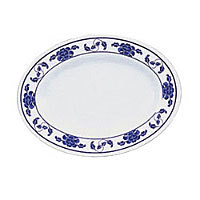 Thunder Group Oval Platter - Lotus Collection 14