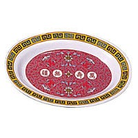 Thunder Group Deep Oval Platter - Longevity Collection 14