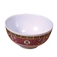 Thunder Group Rice Bowl - Longevity Collection 12 oz (12 per Case) [3004TR]