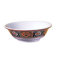 Thunder Group Rimless Bowl - Peacock Collection 64 oz (12 per Case) [5085TP]