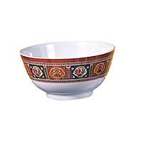 Thunder Group Rice Bowl - Peacock Collection 23 oz (12 per Case) [5206TP]