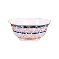 Thunder Group Scalloped Bowl - Blue Dragon Collection 20 oz (12 per Case) [5265DL]