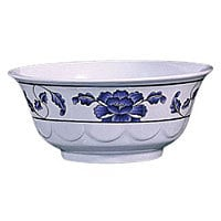 Thunder Group Scalloped Bowl - Lotus Collection 47 oz (12 per Case) [5285TB]