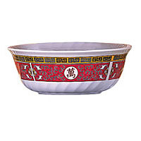 Thunder Group Swirl Bowl - Longevity Collection 66 oz (12 per Case) [5309TR]