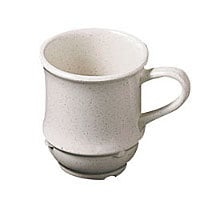 Thunder Group Ivory Round Base Mug - San Marino Collection 8 oz (12 per Case) [AD918WS]