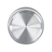 Thunder Group Aluminum Coupe Style Pizza Tray 16