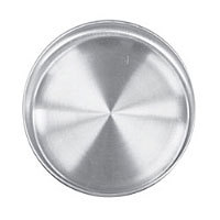 Thunder Group Aluminum Coupe Style Pizza Tray 17