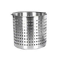Thunder Group Aluminum Steamer Basket (Fits ALSKSP006) 32 Qt [ALSKBK005]