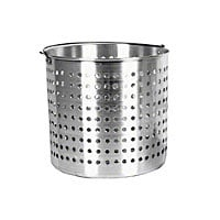 Thunder Group Aluminum Steamer Basket (Fits ALSKSP008) 50 Qt [ALSKBK008]