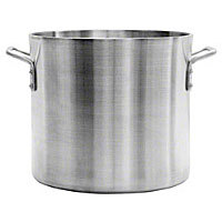 Thunder Group Heavy Duty Aluminum Stock Pot 100 Qt [ALSKSP611]