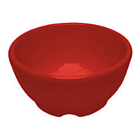 Thunder Group Soup Bowl - Pure Red - 10 oz (12 per Case) [CR5804PR]