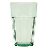 Thunder Group Green 24 oz. Diamond Tumblers (12 per Case) [PLPCTB124GR]