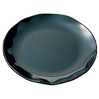 Thunder Group Black Pearl Two Tone Round Platter 20