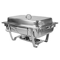 Thunder Group Stackable Chafer 8 Qt. [SLRCF0833BT]